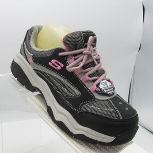 Skechers 76601 Size 6.5  Biscoe Sneakers C1A B46